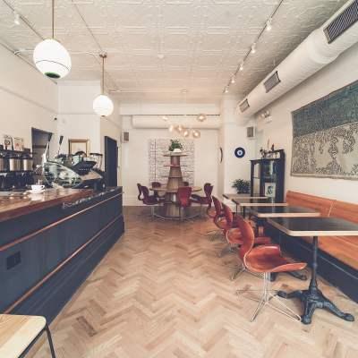 أفضل المقاهي في شيكاغو - الجزء الأول