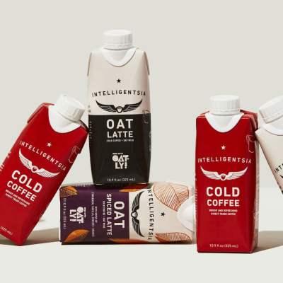 شركة «Intelligentsia» لصناعة القهوة تطلق أول سلسلة على الإطلاق من المشروبات المعبأة