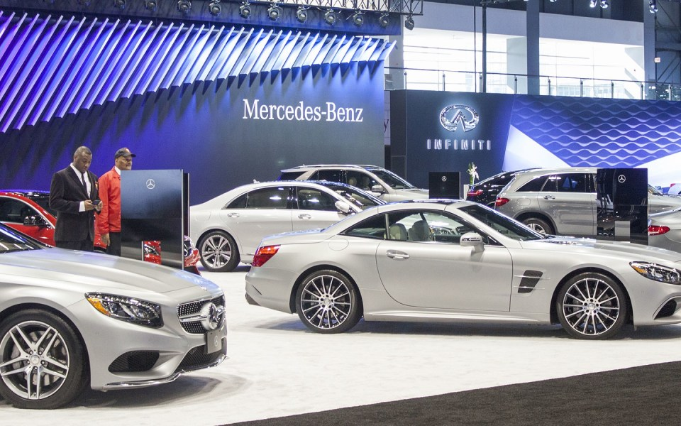 معرض شيكاغو للسيارات يعود في يوليو