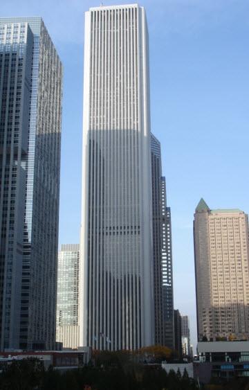 Condos Near The Aon Center Chicago Metro Area Real Estate