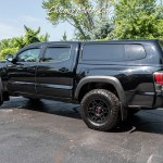Used 2018 Toyota Tacoma Trd Pro Pickup Truck With Bed Cap For Sale Special Pricing Chicago Motor Cars Stock 16087