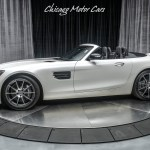 Used 2018 Mercedes Benz Amg Gt Roadster Msrp 142k For Sale Special Pricing Chicago Motor Cars Stock 16254