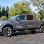 Used 2017 Nissan Titan Xd Pro 4x 4wd Cummins Turbo Diesel Pickup Luxury Pack For Sale Special Pricing Chicago Motor Cars Stock 16440