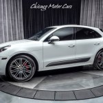 Used 2017 Porsche Macan Gts Premium Plus 21 Wheels Red Leather For Sale Special Pricing Chicago Motor Cars Stock 16816a