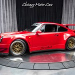 Used 1989 Porsche 911 930 Turbo Coupe 7th Rwb Car Built Extensive Build For Sale 146 800 Chicago Motor Cars Stock Ks000122