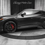 Used 2020 Lamborghini Urus Suv 23 Inch Wheels Only 1k Miles Msrp 252 631 Loaded For Sale Special Pricing Chicago Motor Cars Stock 17022a