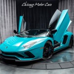 Used 2019 Lamborghini Aventador S Lp740 4 S Roadster Only 1000 Miles For Sale Special Pricing Chicago Motor Cars Stock 17262