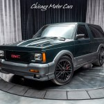 Used 1992 Gmc Typhoon Twin Turbo Ls 1100 Horsepower For Sale 49 800 Chicago Motor Cars Stock N0812344