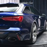 Used 2021 Audi Rs6 4 0t Quattro Avant Sold Out Production Only 229 Miles Loaded For Sale Special Pricing Chicago Motor Cars Stock 17726