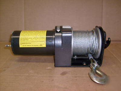 Chicago Electric Winch Parts