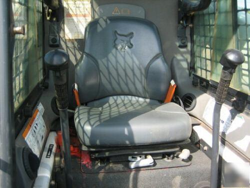 Bobcat Skid Steer 753 Specs