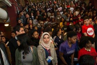 Chicago Scholars celebration
