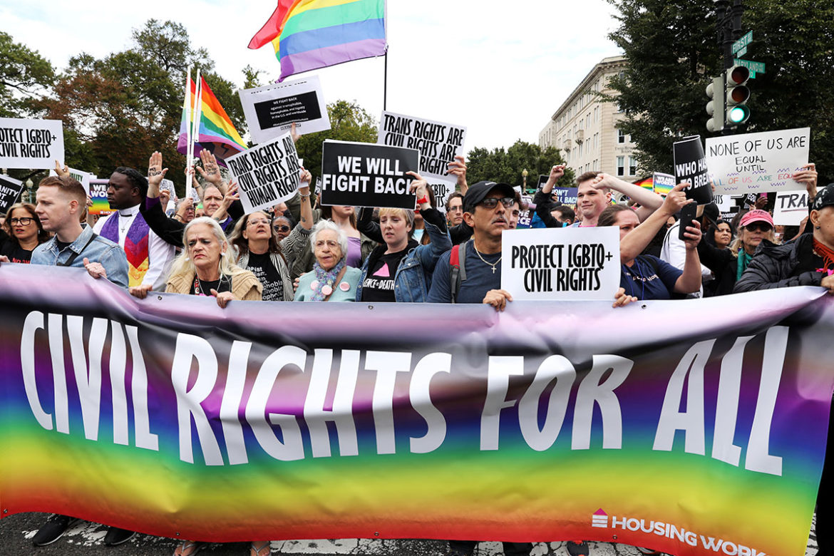 Does The Civil Rights Act Protect Lgbt Workers The