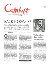Catalyst Chicago issue cover, published Dec 1995