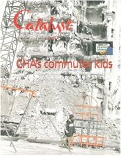 Catalyst Chicago issue cover, published Apr 2001