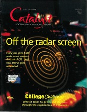 Catalyst Chicago issue cover, published Jun 2001