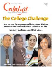 Catalyst Chicago issue cover, published Oct 2002