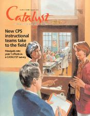 Catalyst Chicago issue cover, published Sep 2003