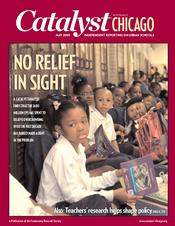 Catalyst Chicago issue cover, published May 2005