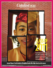 Catalyst Chicago issue cover, published Feb 2008