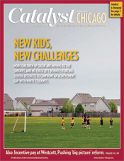 Catalyst Chicago issue cover, published May 2008