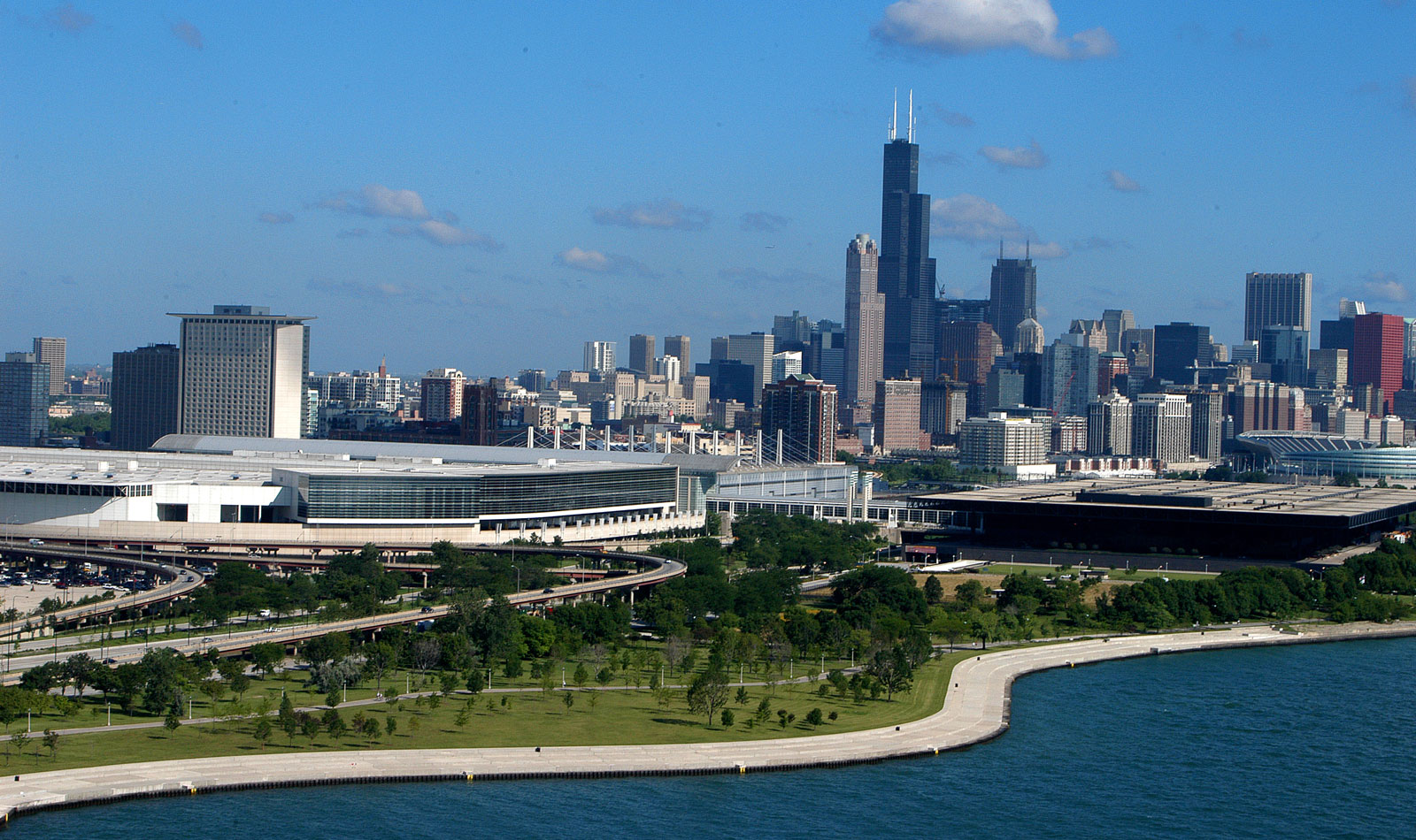 Chicago McCormick Place Conventions Concerts Amp Events