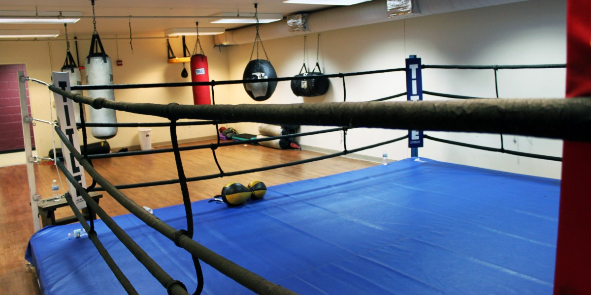 Chicago Sports & Fitness Club - Gym in Joliet - Boxing Ring