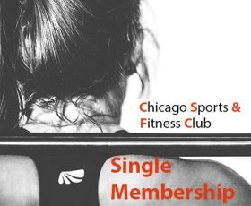 Chicago Sports & Fitness Club - Gym in Joliet - Single Membership