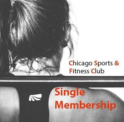 Chicago Sports & Fitness Club - Gym in Joliet - Single Membership