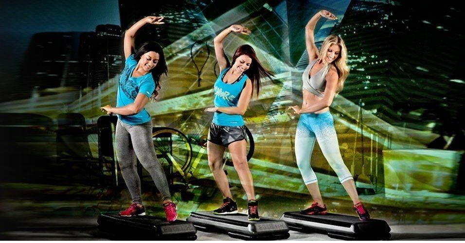 Chicago Sports & Fitness Club - Gym in Joliet - Zumba Step