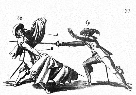 Italian Rapier Fencing - The Art of the Duel (2/3)