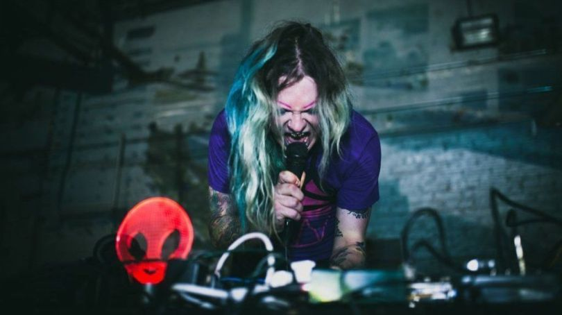 Fire-Toolz is making face-melting noise on the Chicago experimental scene -  Chicago Tribune