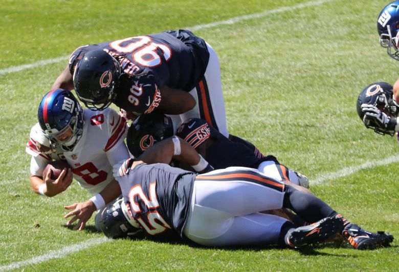 Chicago Bears: 3 observations from Week 2 win - Chicago Tribune