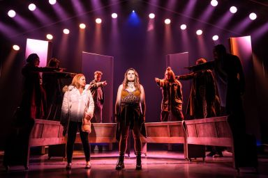 Broadway review: Simplistic 'Jagged Little Pill' makes a mess of Alanis Morissette's songs