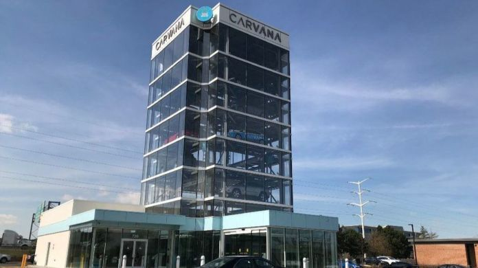 Oak Brook S New Car Dealership Is An 8 Level Vending Machine Tower With No Sales People Chicago Tribune