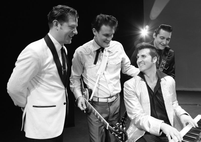 'One Night in Memphis,' featuring music of legendary rock 'n' roll stars, comes to the James Lumber Center Nov. 3.