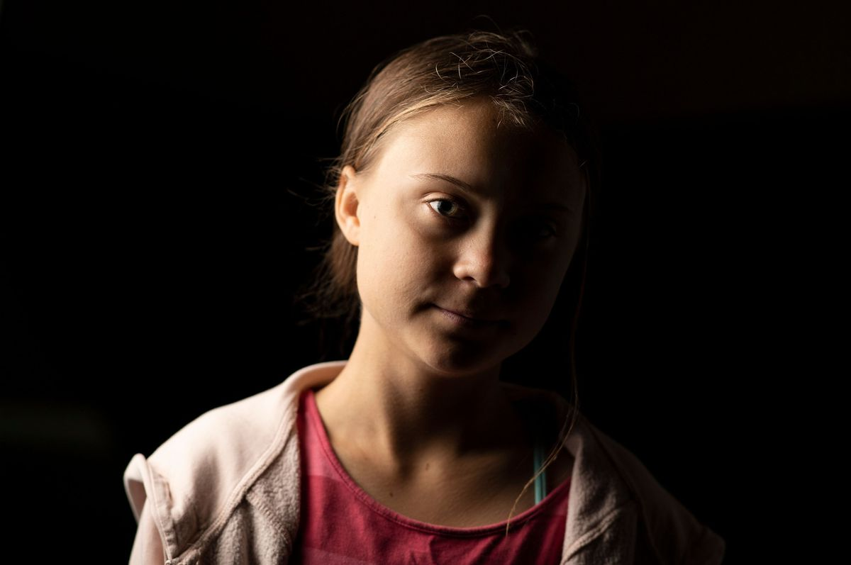 Commentary Greta Thunberg Weaponized Shame In An Era Of