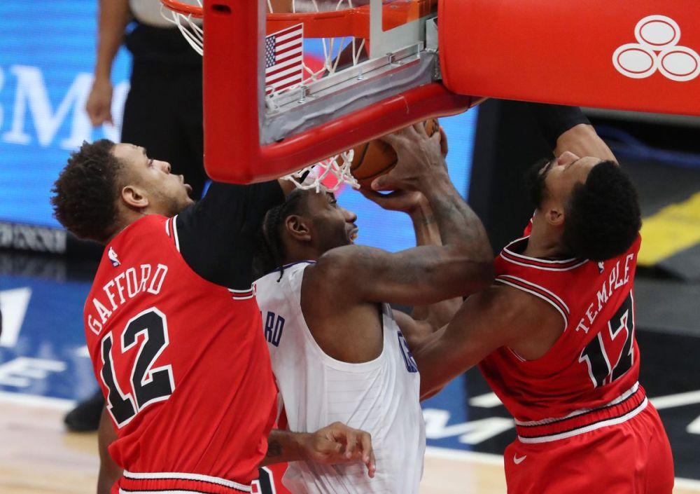 Αποτέλεσμα εικόνας για LA Clippers Chicago Bulls 125-106