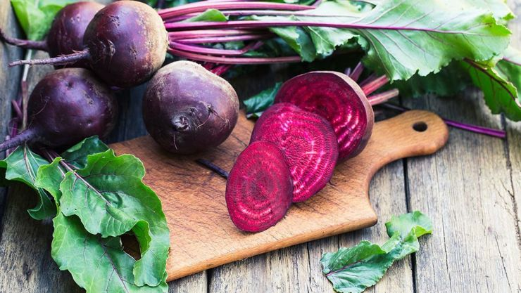 Healthy vegetables: Beets