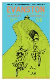 Tour of Evanston Poster 2013
