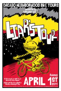 Liar's Ride 2011 Poster