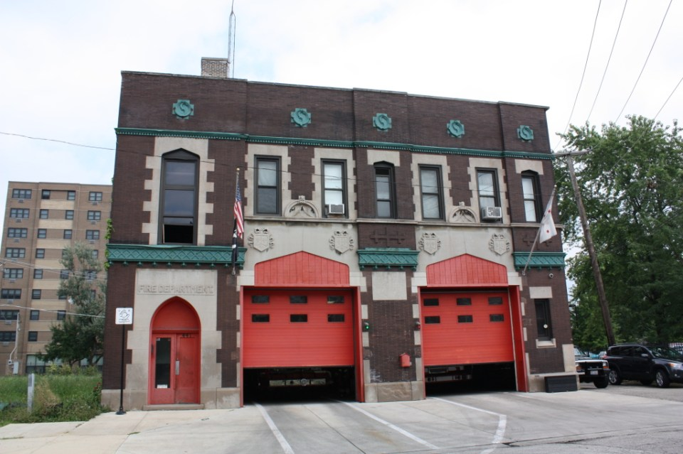Cicero Township Fire and Police Station
