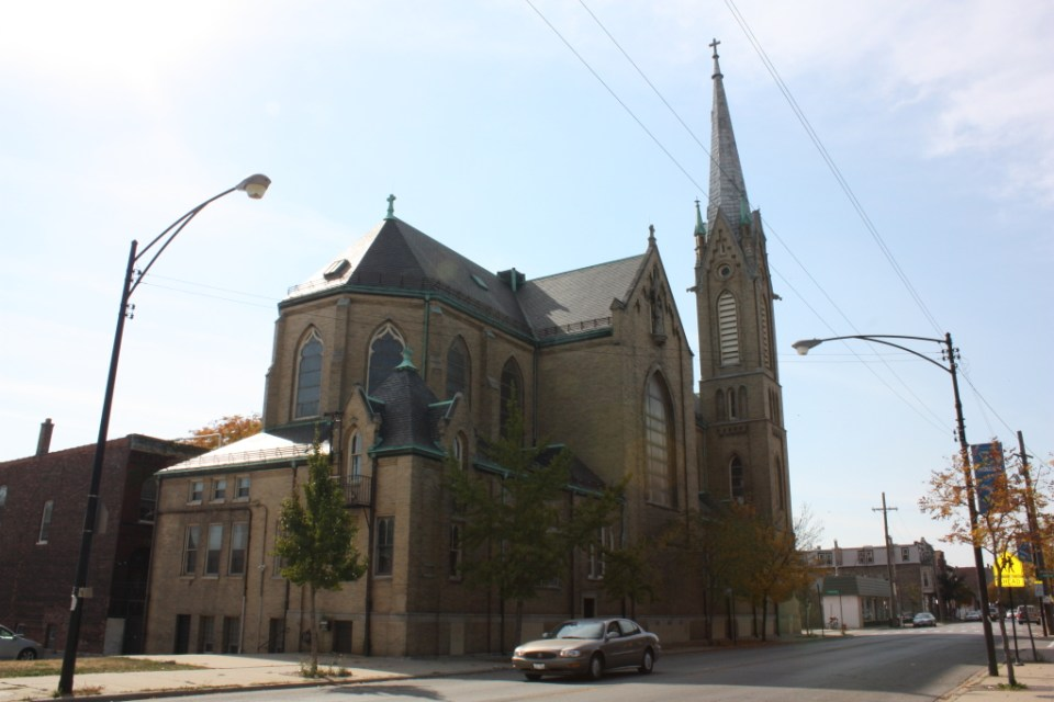 Immaculate Conception Roman Catholic Church