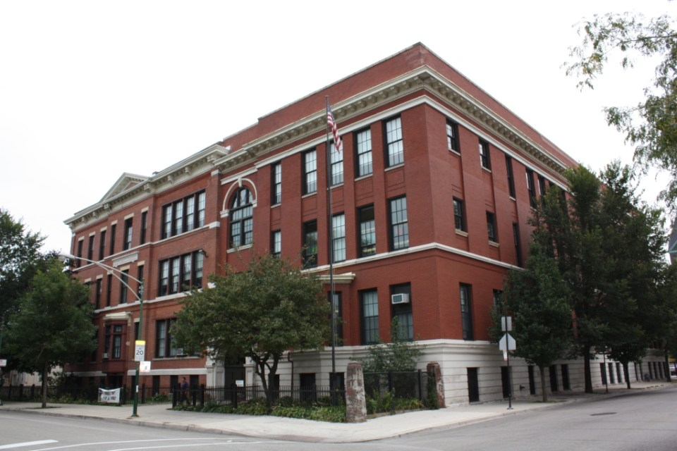 Mark Sheridan School at 537 W 27th Street
