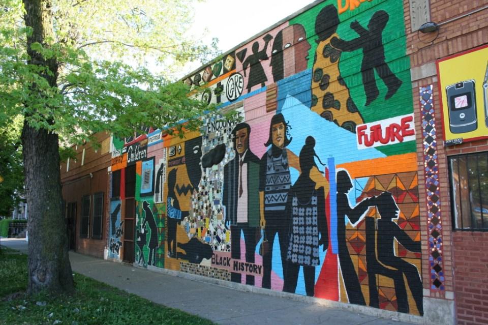 West Humboldt Mural