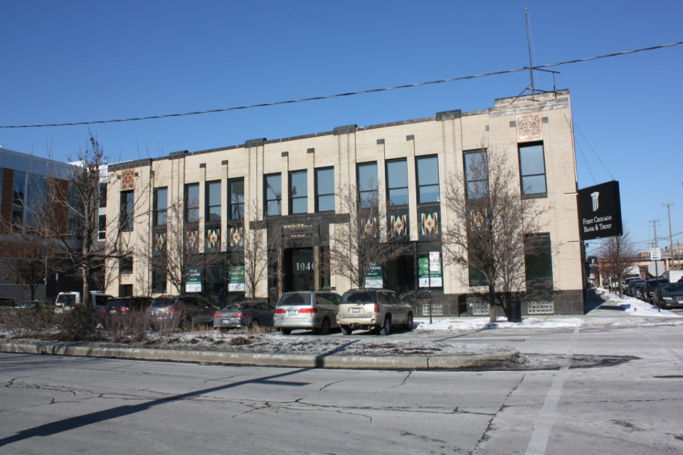 Richter's Food Products – now First Chicago Bank and Trust
