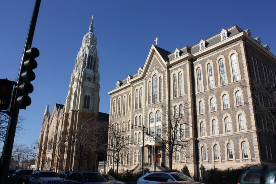St Ignatius School and Holy Name Parish
