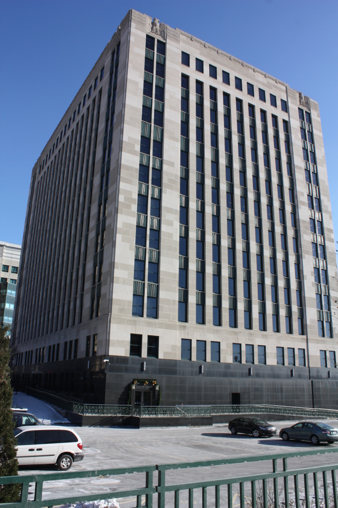 United States Custom House – 610 S Canal St