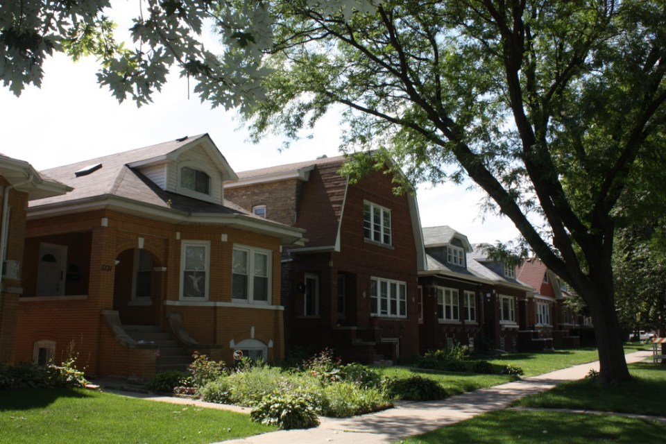 Falconer Bungalow District
