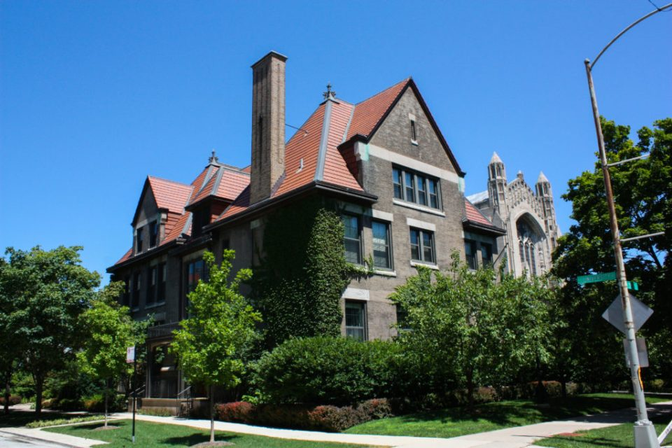 University of Chicago Presidents House